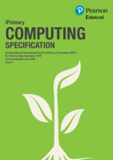 Pearson Edexcel Computing specification
