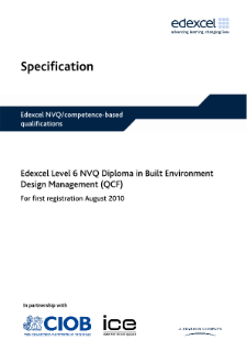 Specification - Level 6