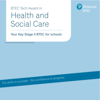 BTEC Tech Award in Health and Social Care Guide