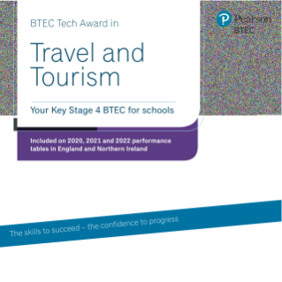 Introducing the BTEC Tech Award in Travel and Tourism