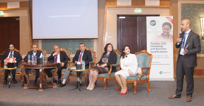 Panel at LCCI event in Egypt