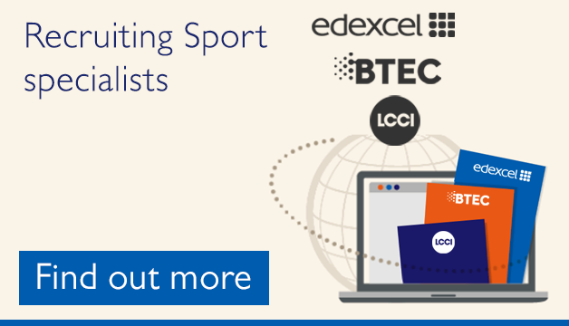 Recruiting Sport specialists