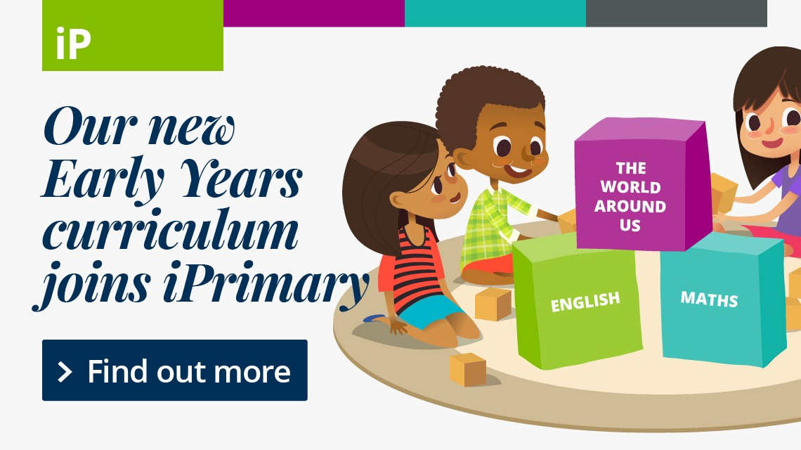 The new curriculum. Just add you. Pearson Edexcel iPrimary is our new international programme for years 1 to 6. Find out more about iPrimary.