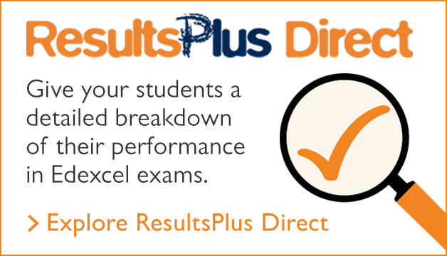 Link to ResultsPlus Direct